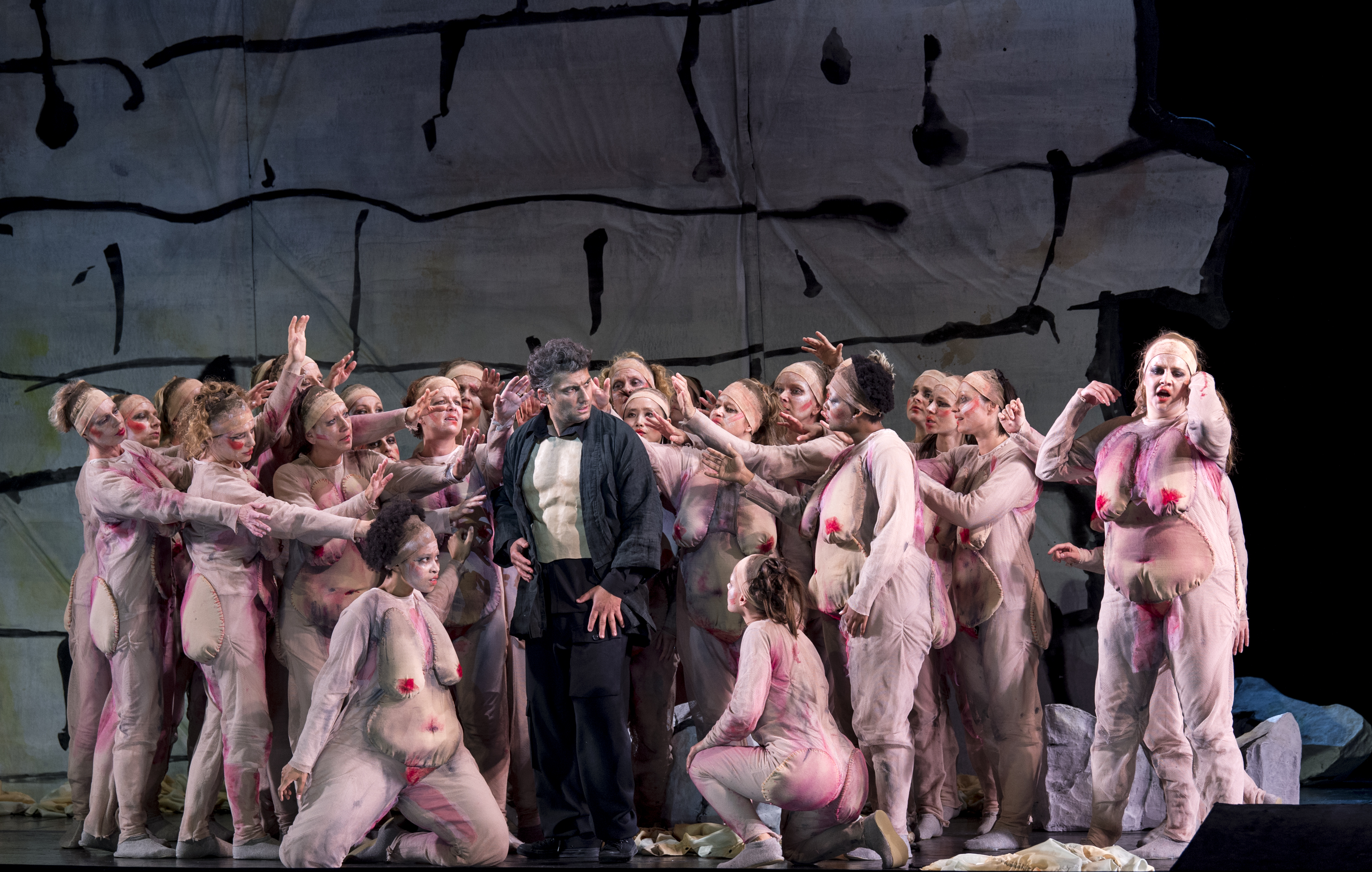 Парсифаль. Мюнхенский оперный фестиваль. 2018 © Ruth Walz